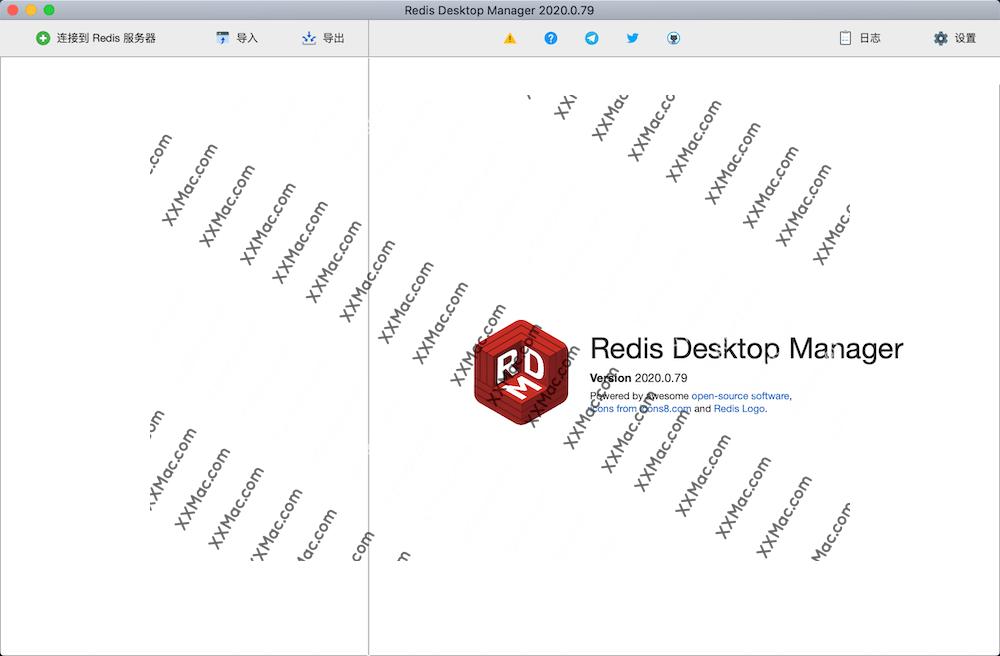 Redis Desktop Manager(RDM)for Mac v2021.6.192 中文破解版下载 Redis可视化工具