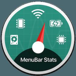MenuBar Stats for Mac v3.5.2 英文破解版下载 系统监控软件