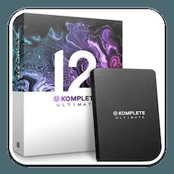 Native Instruments KOMPLETE 12 for Mac v1.0.6 英文破解版下载 音乐制作插件套装