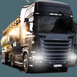 欧洲卡车模拟器 2 Euro Truck Simulator 2 for Mac v1.38.1.0 中文破解版下载 模拟经营类游戏
