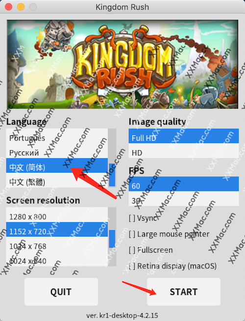 王国保卫战 kingdom rush for Mac v4.2.15 中文版下载 塔防游戏