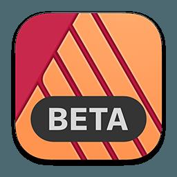 Affinity Publisher Beta for Mac v1.9.0.801 中文破解版下载 排版神器