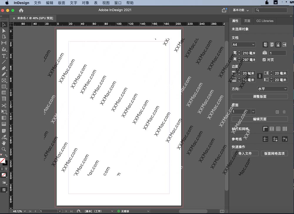 InDesign 2021 for Mac v16.4.0 中文破解版下载 ld排版编辑软件
