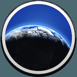Living Earth Desktop for Mac v1.26 英文破解版下载 天气预报软件