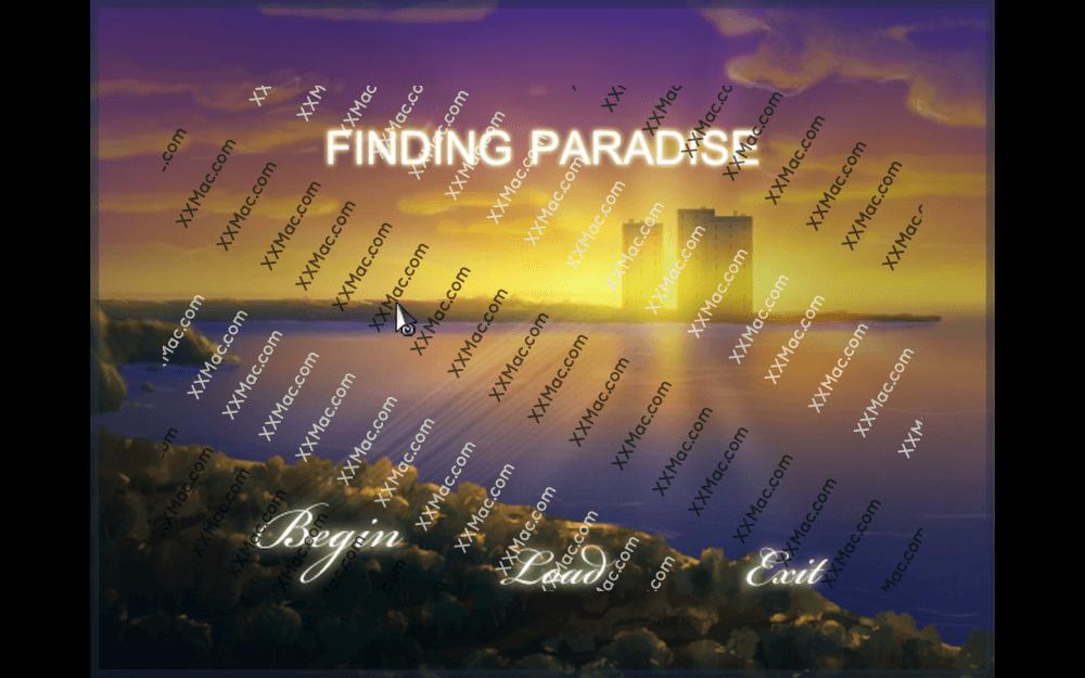寻找天堂 Finding Paradise for Mac v1.2c 英文破解版下载 叙事冒险类角色扮演游戏