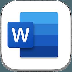 Microsoft Word 2019 for Mac v16.49 中文破解版下载 Word文档软件