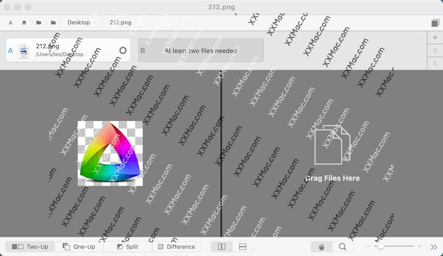 Kaleidoscope for Mac v2.4.1 英文破解版 文件对比工具