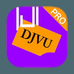DjVu Reader Pro for Mac v2.5.8 英文破解版 DjVu文件查看软件