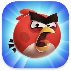 愤怒的小鸟重制版 Angry Birds Reloaded for Mac v1.1.12937 中文版 休闲游戏