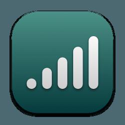 WiFi Signal for Mac v4.4.3 英文破解版 WiFi管理工具