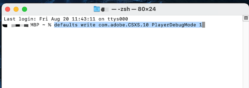 "Mac PS 安装插件提示""无法加载XXX扩展,因为它未正确签署""怎么解决?"