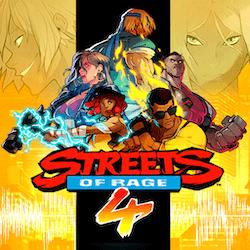怒之铁拳4 Streets of rage 4 for Mac v07g.r13038 中文版 动作冒险游戏